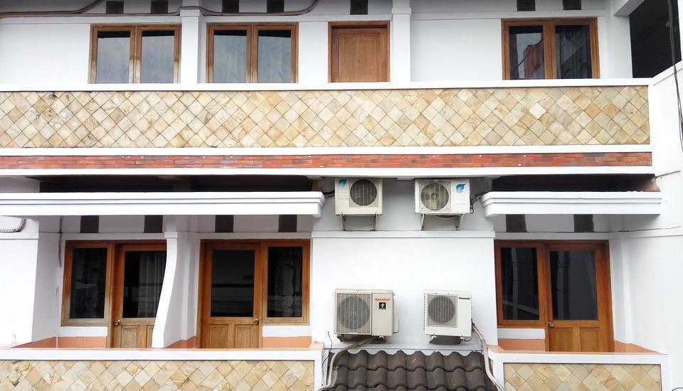Hotel Bali Indah Bandung - Hotel Building