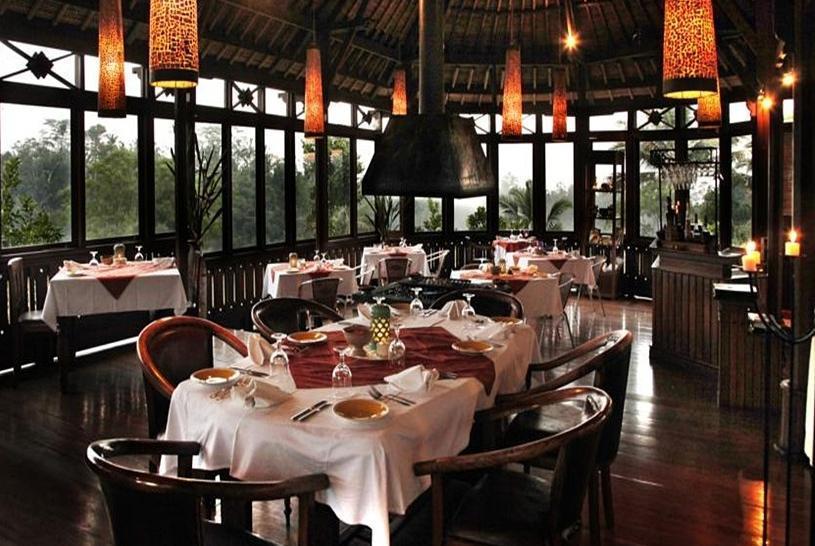 Bagus Jati Ubud - Restoran