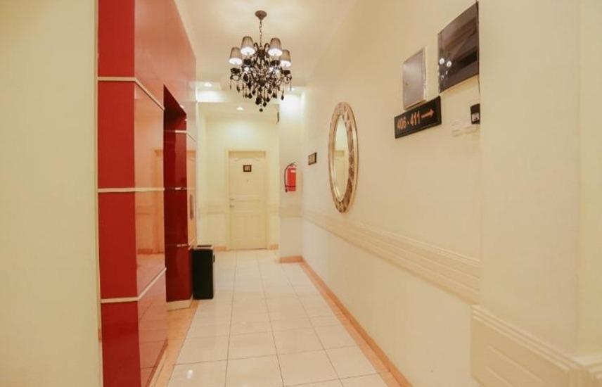 Hotel Pengayoman Makassar - Interior