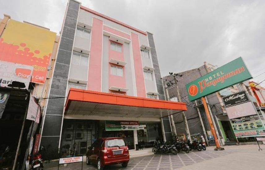 Hotel Pengayoman Makassar - Eksterior