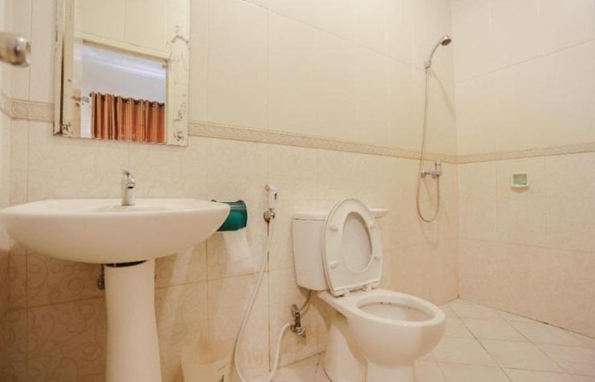 Hotel Pengayoman Makassar - Kamar mandi