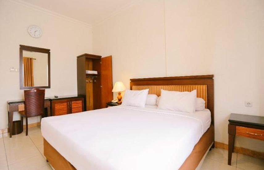 Hotel Pengayoman Makassar - Kamar Deluxe