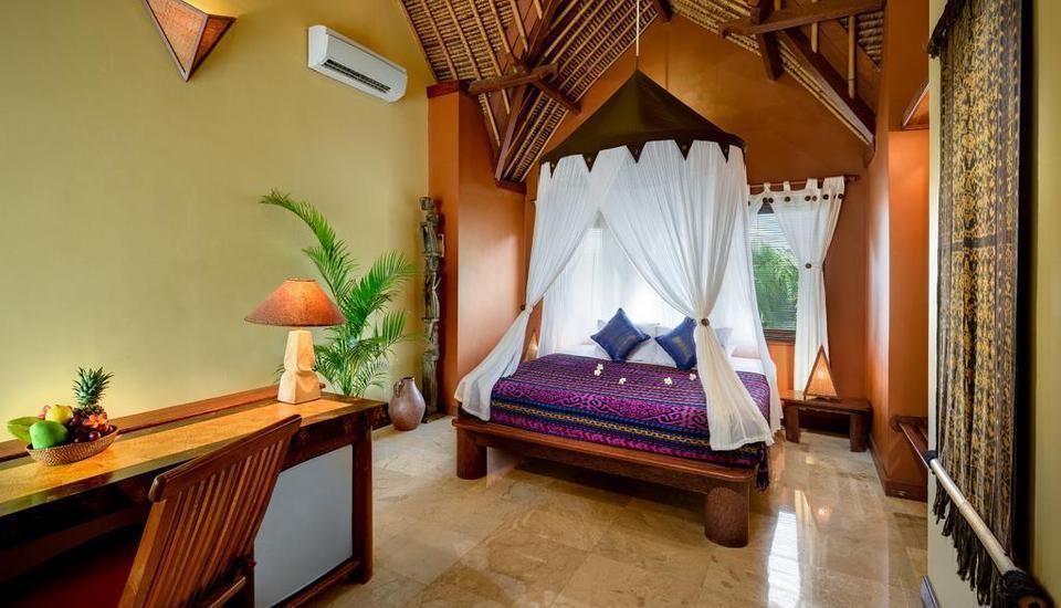 Puri Madawi Hotel Bali - Kamar