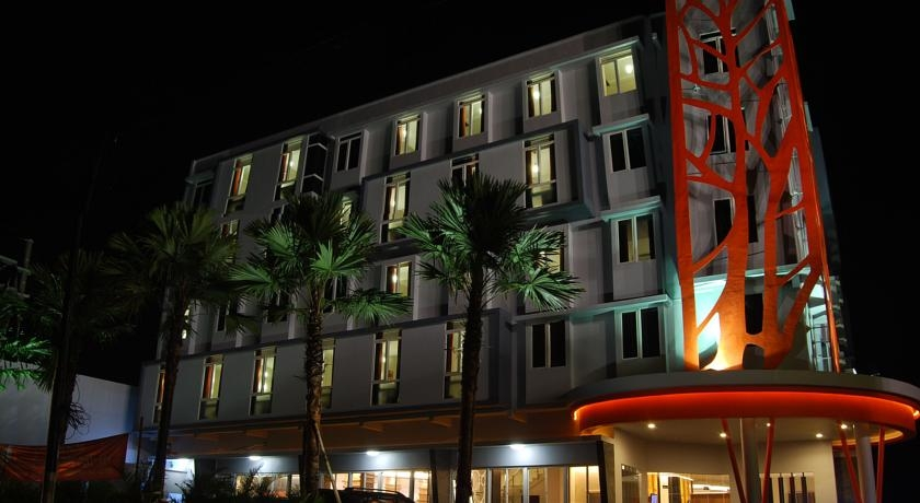 Solaris Hotel Malang - Apperance view