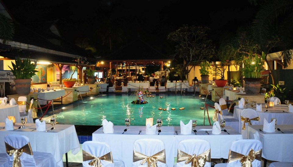 Inna Bali Hotel Bali - Pool Party