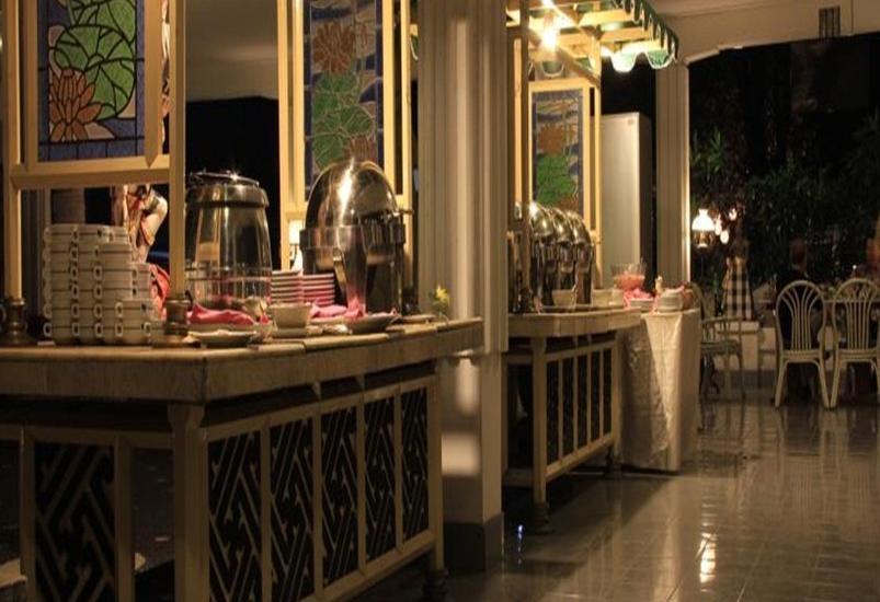 Inna Bali Hotel Bali - Ruang makan