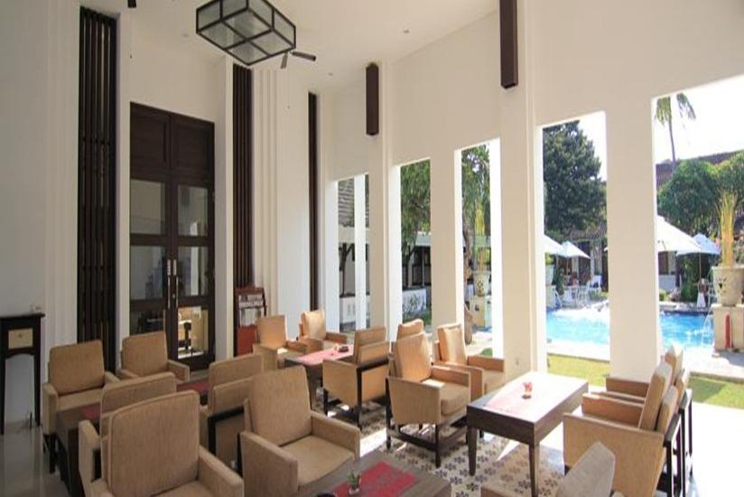 Inna Bali Hotel Bali - Ruang tamu