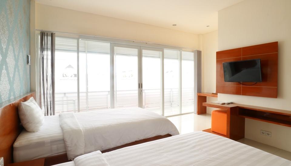 The Umah Pandawa Bali - room