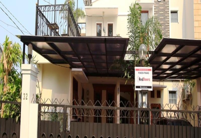 RedDoorz @Pondok Pinang 2 Jakarta - Eksterior