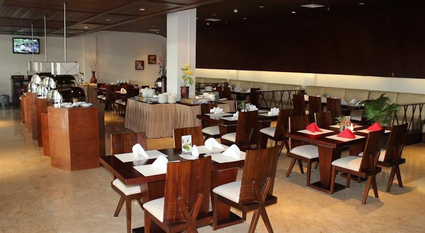 Ratu Hotel Bidakara Serang - Restaurant