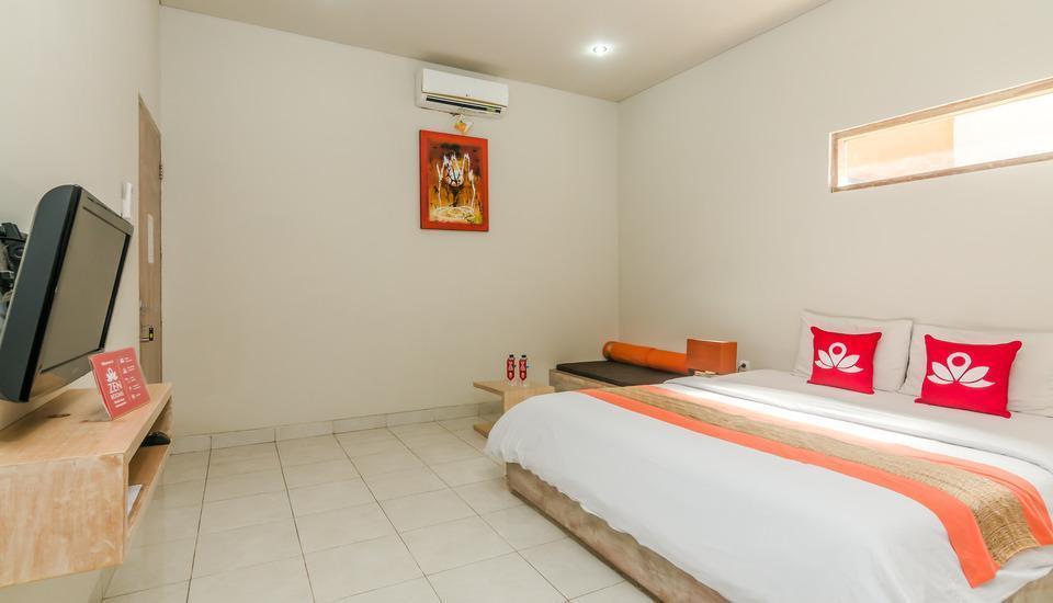 ZenRooms Ciung Wanara Denpasar Syriath Bali - Kamar tidur
