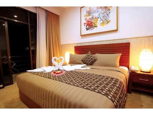 Bali Paradise City Hotel Bali - Double bed room
