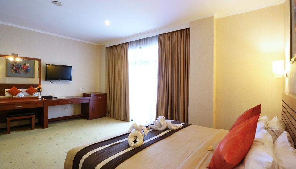 Bali Paradise City Hotel Bali - Deluxe Room - NR Regular Plan