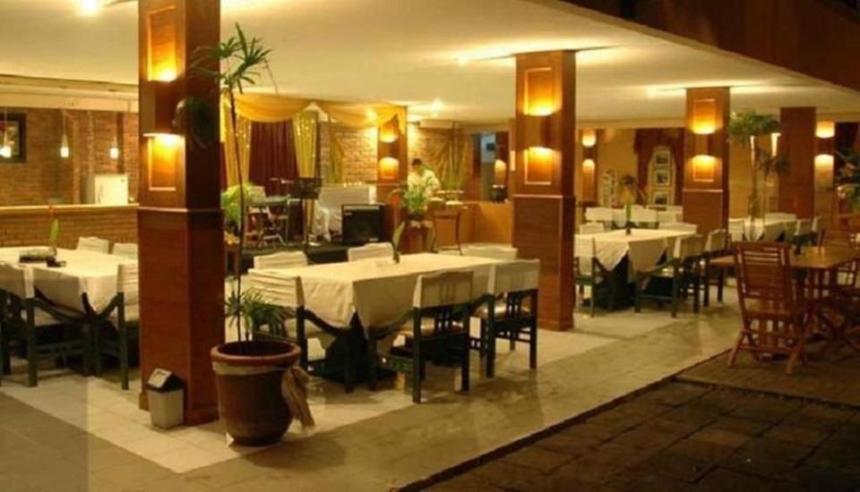 Nyiur Resort Hotel Pangandaran - Restaurant