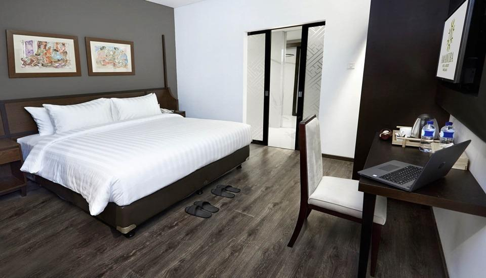 Amanuba Hotel & Resort Rancamaya Bogor - Room