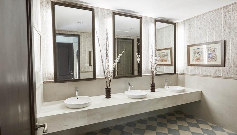 Amanuba Hotel & Resort Rancamaya Bogor - Facilities