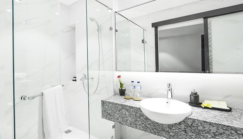 Amanuba Hotel & Resort Rancamaya Bogor - Suite Room Regular Plan