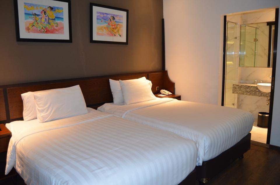 Amanuba Hotel & Resort Rancamaya Bogor - Bedroom