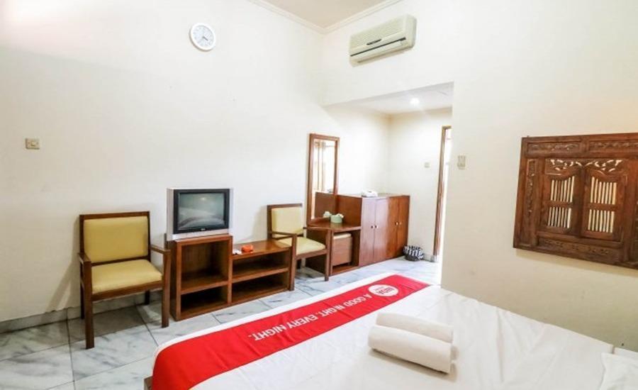 NIDA Rooms Kaliurang Tugu Jogja - Kamar tamu