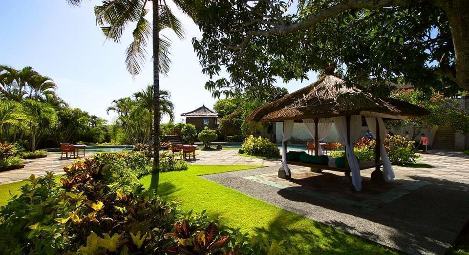 Sekar Nusa Villas Bali - Taman