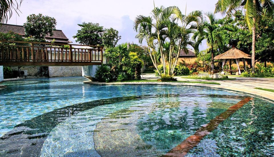Sekar Nusa Villas Bali - Kolam Anak-anak