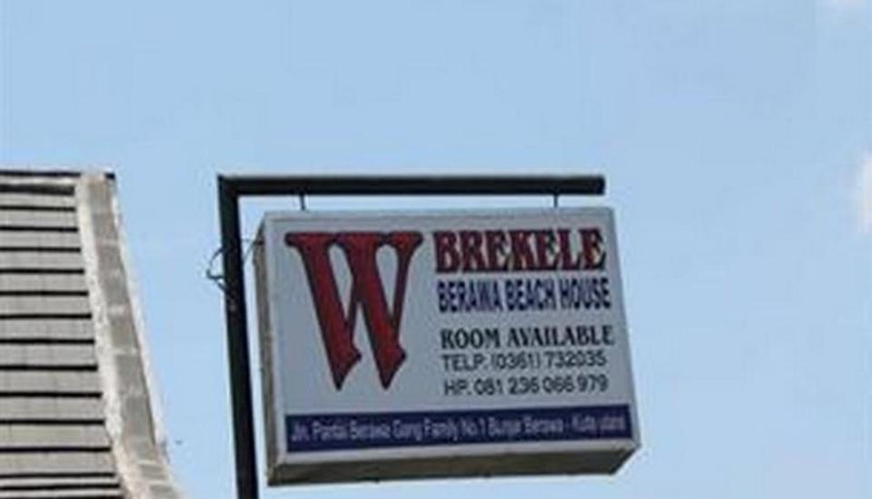 Brekele Berawa Beach House Bali - Brekele Berawa Beach House