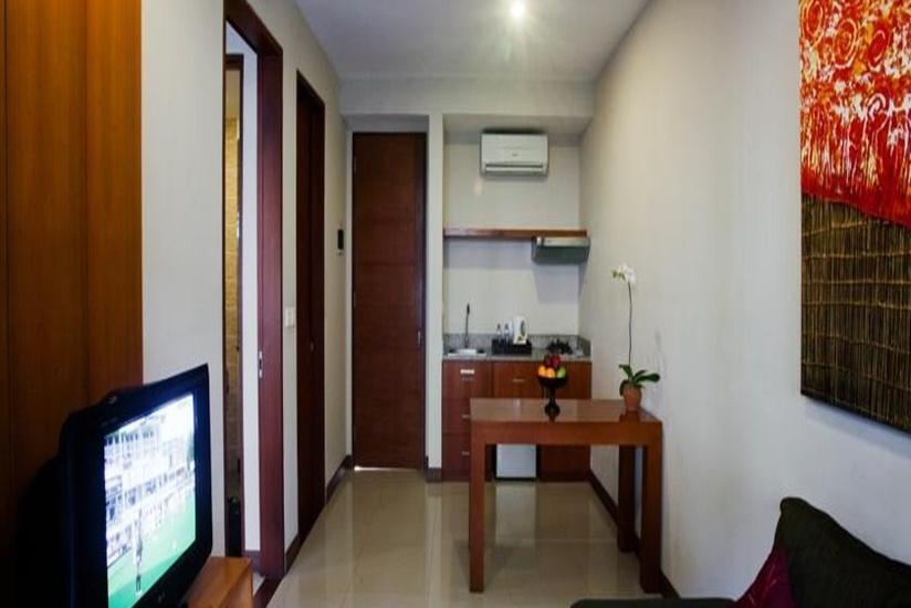 Casa Bidadari Bali - Ruang tamu