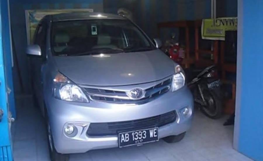 Homestay Kemangi Dieng SYARIAH Wonosobo - Area parkir