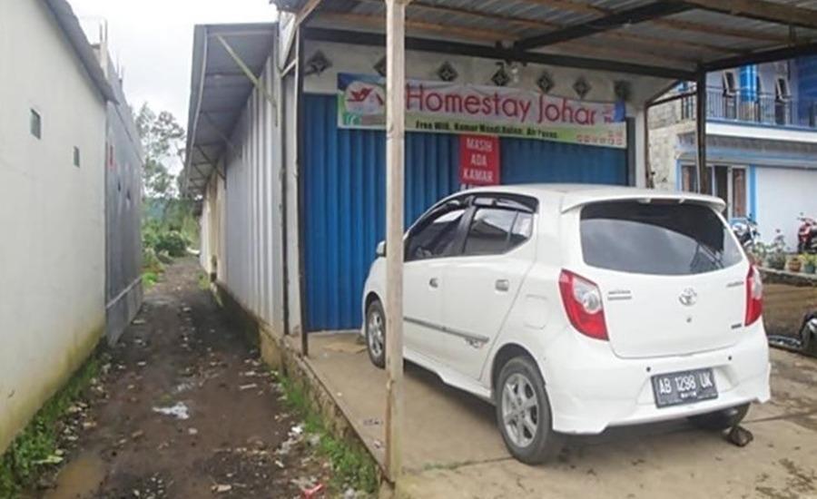 Homestay Kemangi Dieng SYARIAH Wonosobo - Eksterior