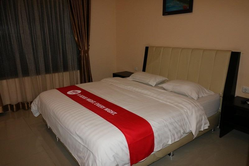 NIDA Rooms Sumatera Utara Uni Medan Sunggal - Double Room Double Occupancy NIDA Fantastic Promo