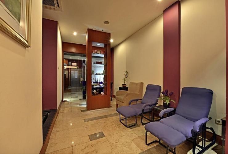 Serela Riau Hotel Bandung - Interior