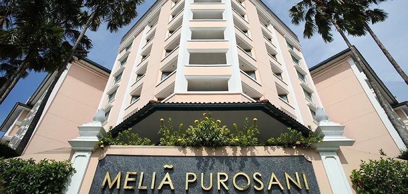 Hotel Melia Purosani Yogyakarta - Exterior