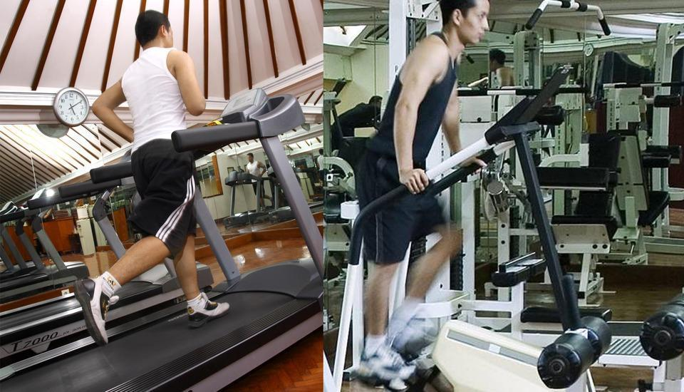 Hotel Melia Purosani Yogyakarta - Fitness Center