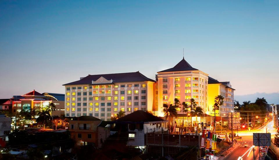 Hotel Melia Purosani Yogyakarta - Bangunan Hotel Melia Purosani