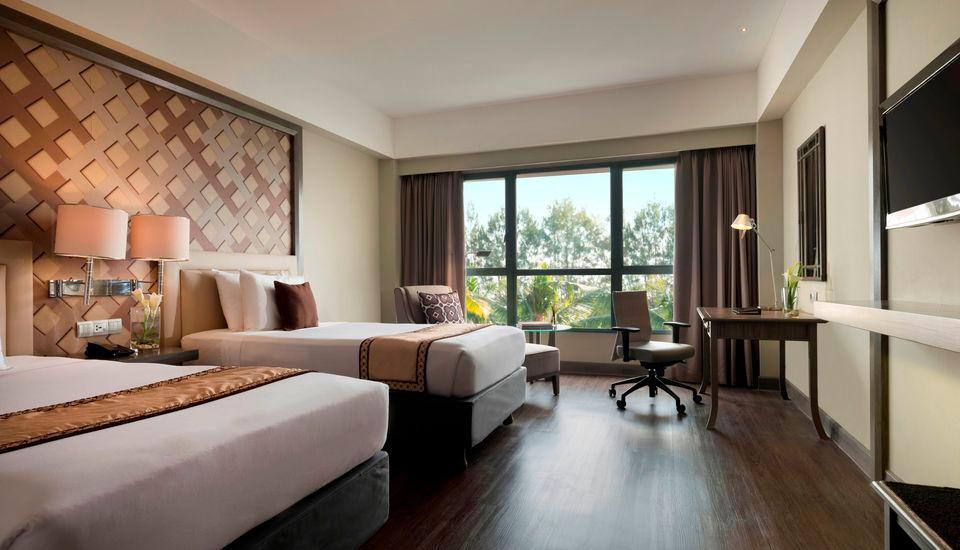 Hotel Melia Purosani Yogyakarta - Deluxe Room Pool View 15% Discount 1 Nights