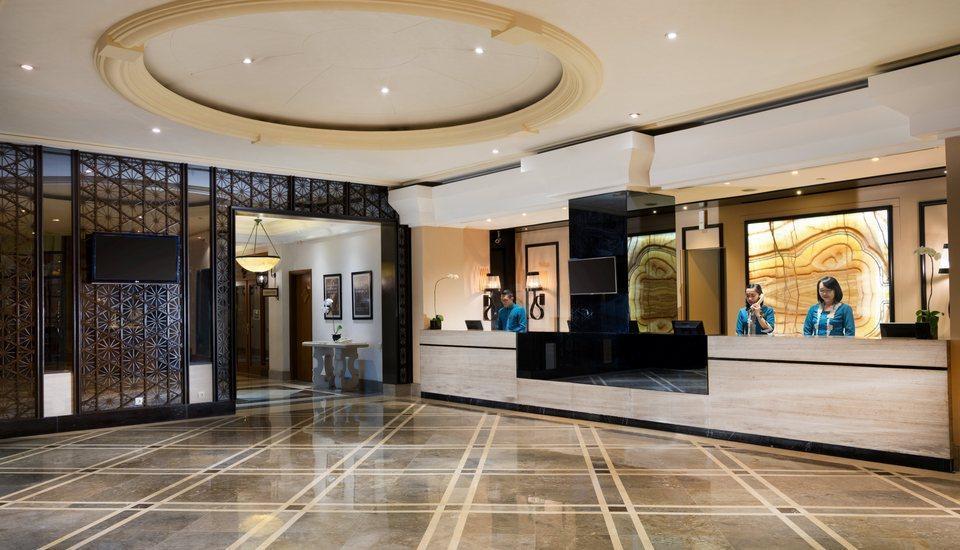 Hotel Melia Purosani Yogyakarta - Reception