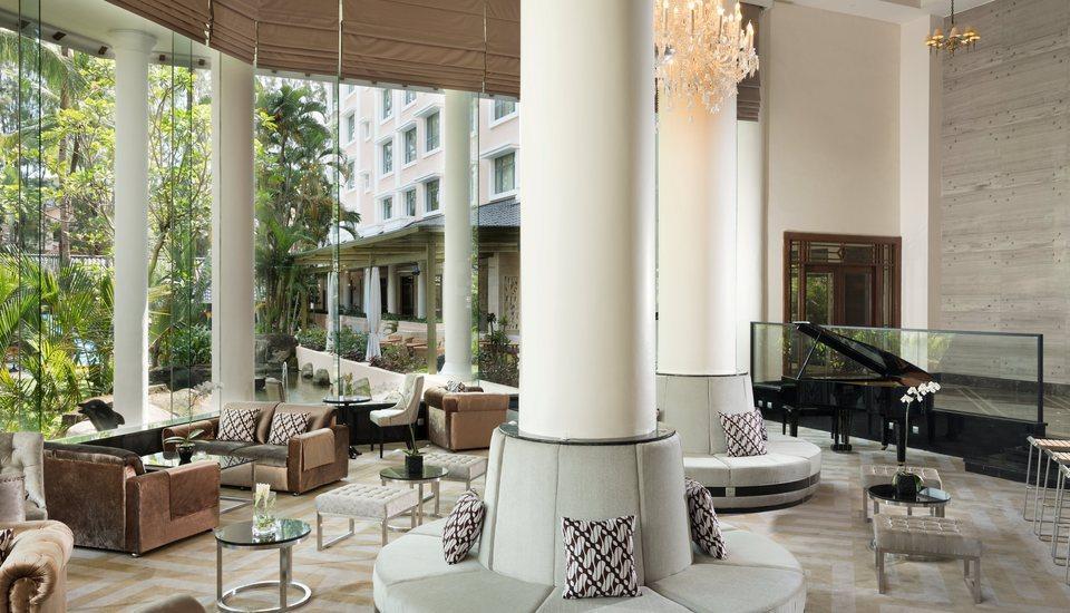 Hotel Melia Purosani Yogyakarta - Soka Lounge