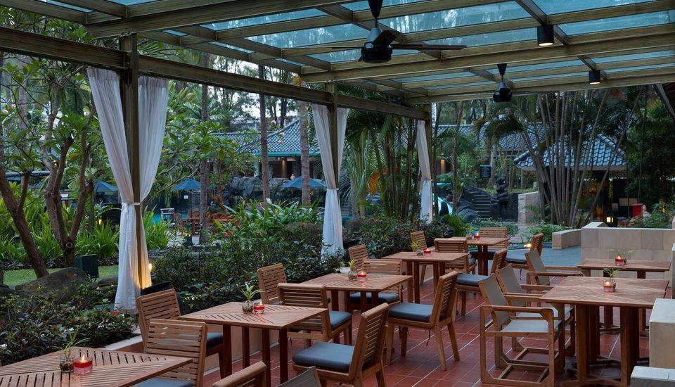 Hotel Melia Purosani Yogyakarta - Pub Med Outdoor