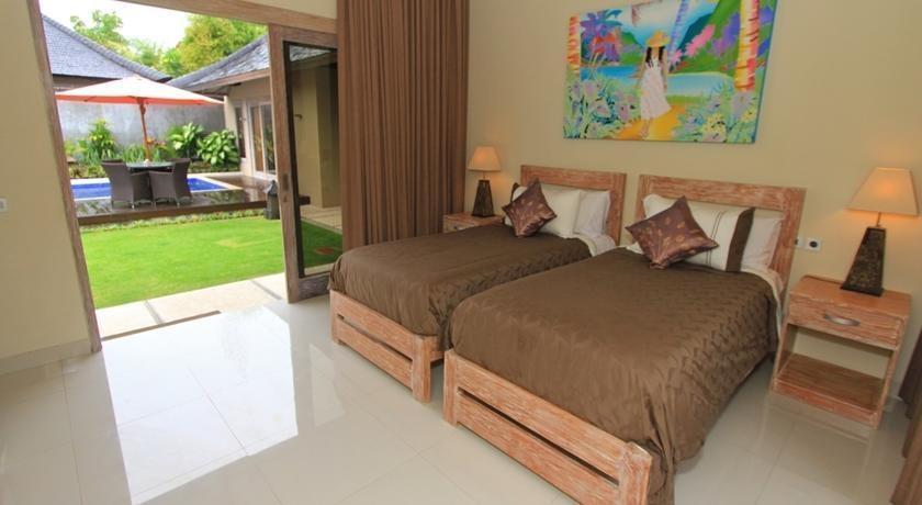 Tis Villa  Seminyak - Kamar Tamu