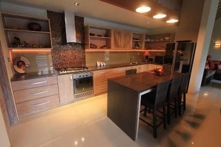 Tis Villa  Seminyak - Dapur