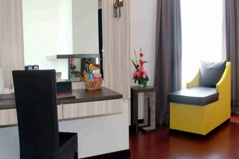 Hotel Grand Imawan Makassar - Executive Suite