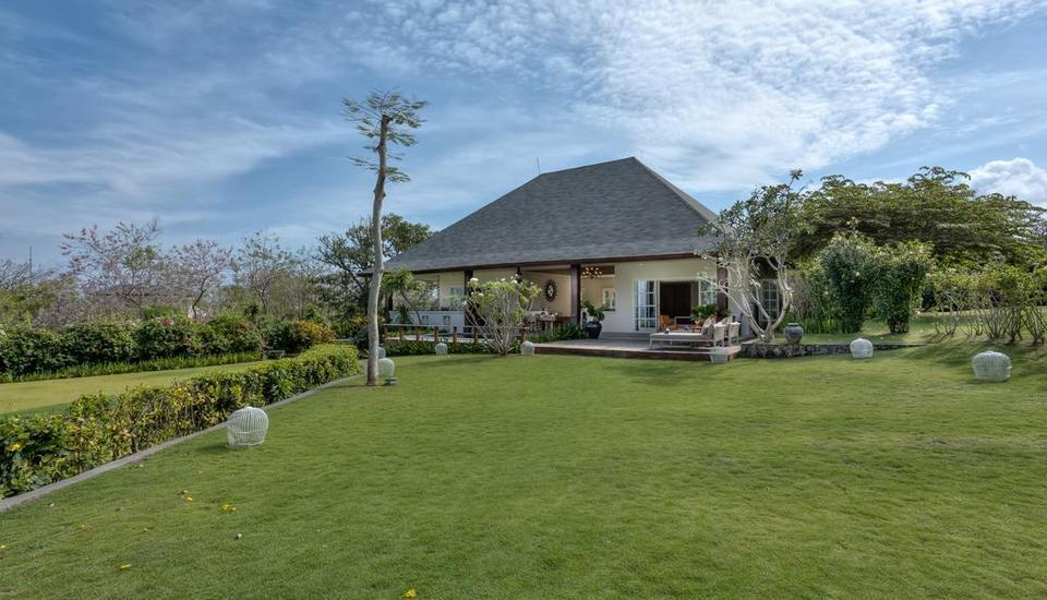 Villa Karang Dua by Nagisa Bali Bali - bangunan