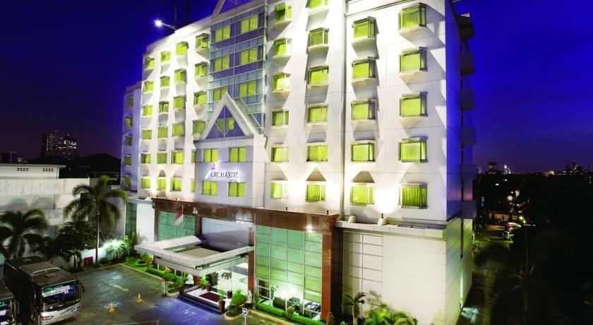 Hotel Orchardz Jayakarta - 4