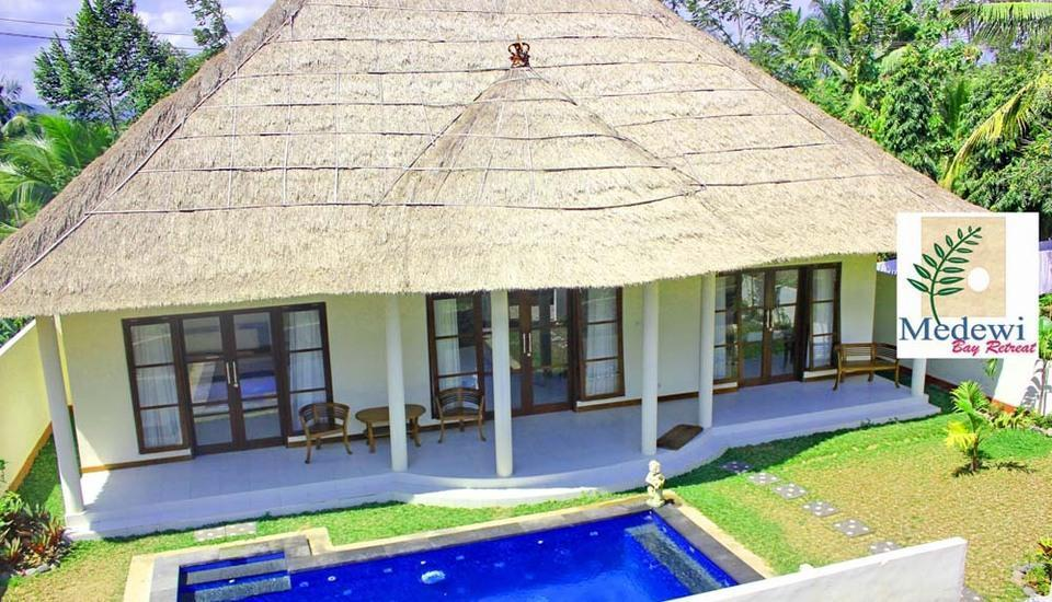 Medewi Bay Retreat Bali - Two Bedroom Suite Pool Villa