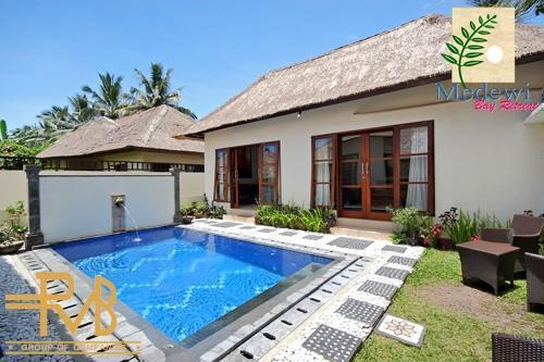 Medewi Bay Retreat Bali - 1 Kamar tidur Villa eksterior