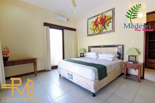 Medewi Bay Retreat Bali - Villa 2 Kamar, Kamar Utama