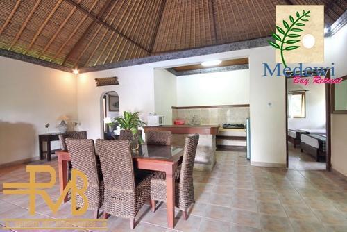 Medewi Bay Retreat Bali - 3 Kamar Tidur, Ruang Tamu