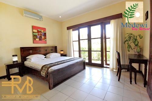 Medewi Bay Retreat Bali - Villa 3 Kamar, Kamar Utama