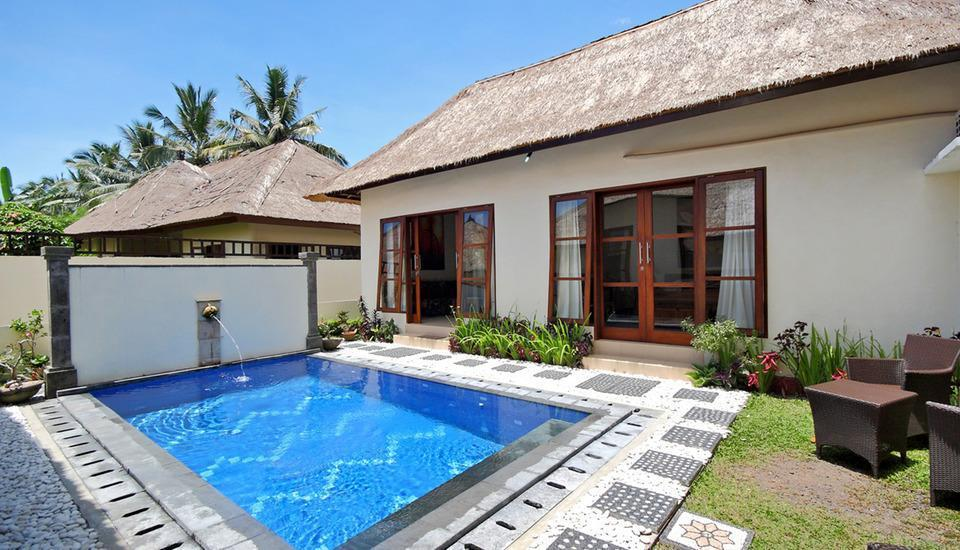 Medewi Bay Retreat Bali - One Bed Room Luxury Villa - Shared Pool Regular Plan