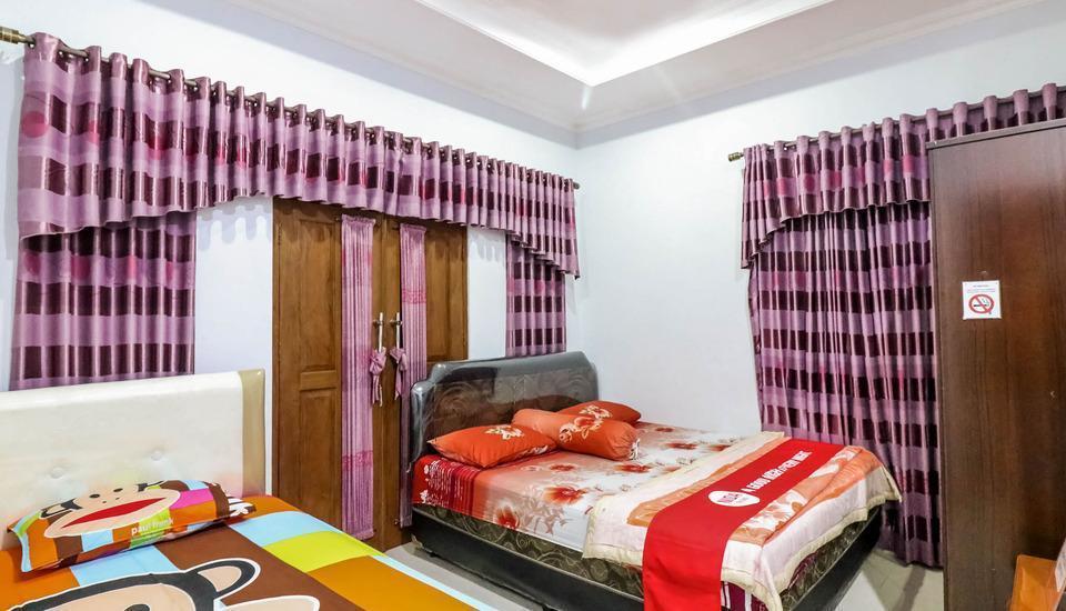 NIDA Rooms Airport Kiman Pakualaman - Kamar tamu